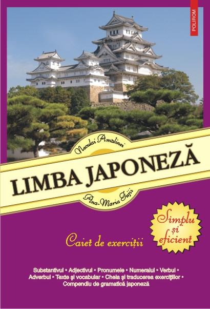 LIMBA JAPONEZA. CAIET DE...