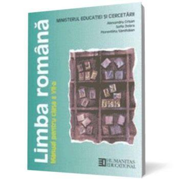 LIMBA ROMANA CLS A VII-A - MANUAL