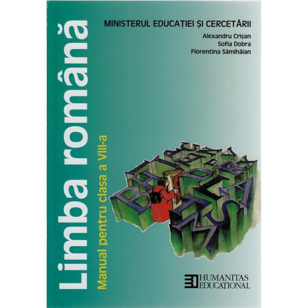LIMBA ROMANA CLS A VIII-A - MANUAL