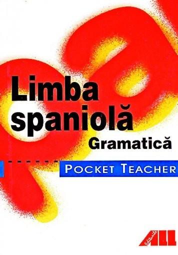LIMBA SPANIOLA POCKET TEACHER