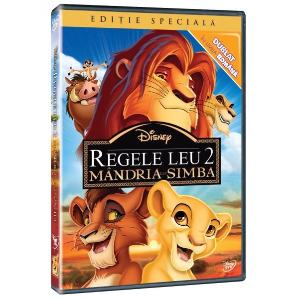 LION KING 2 SE  - REGELE LEU 2