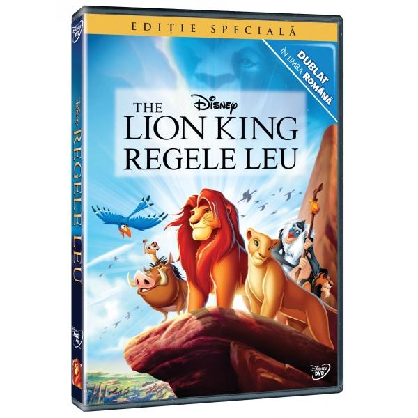 LION KING DE -REGELE LEU