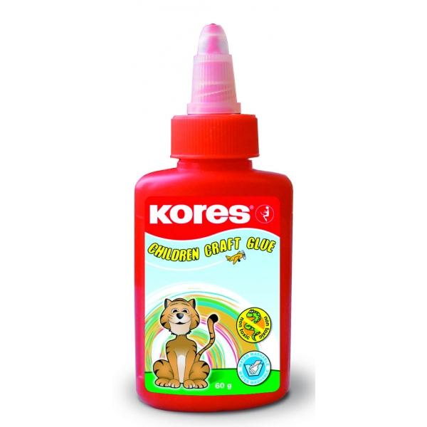 zzLipici lichid Kores,60ml,Glue Kraft
