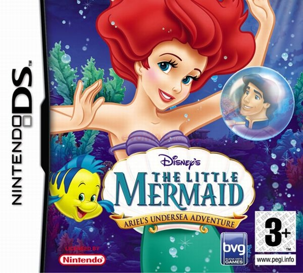 LITTLE MERMAID DS