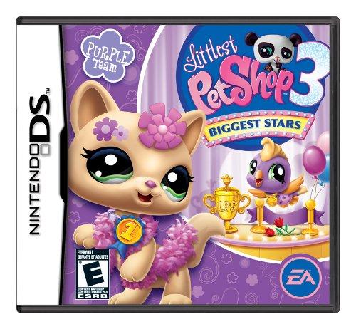 LITTLEST PET SHOP 3 PUR DS