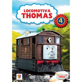 LOCOMOTIVA THOMAS VOL 4