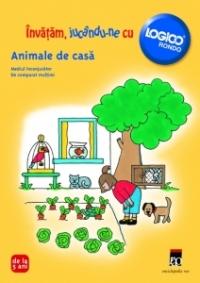 LOGICO- ANIMALE DE CASA 5 ANI