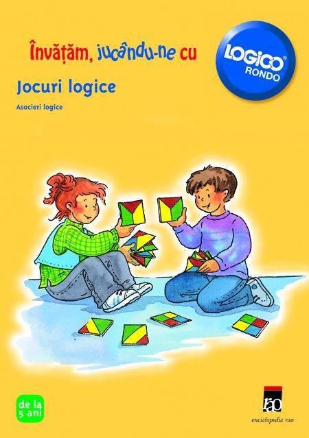 LOGICO- JOCURI LOGICE 5 ANI