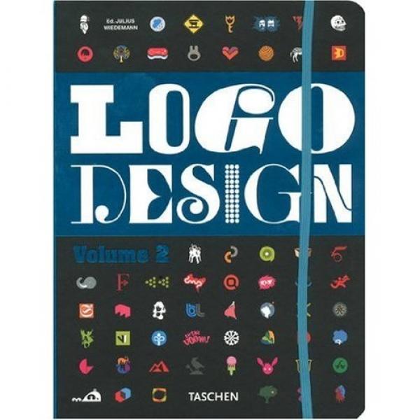 Logo Design: v. 2, Julius Wiedemann