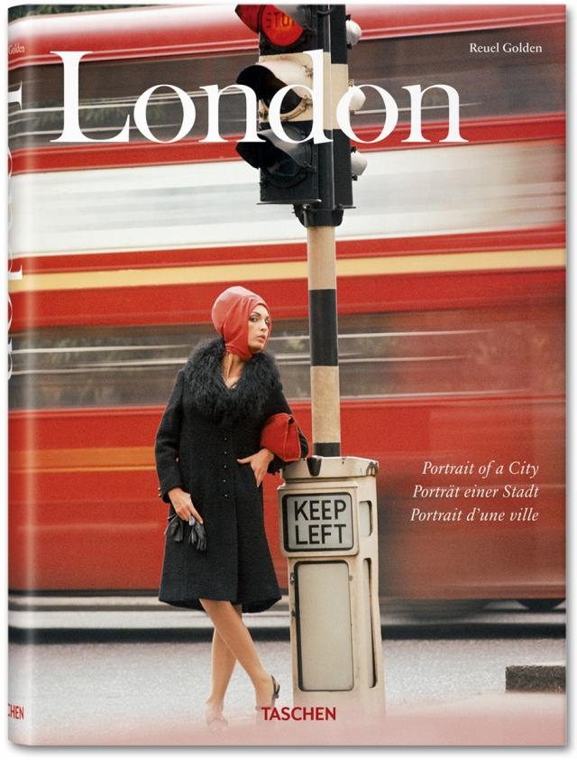 London -portrait of a city - Reuel Golden