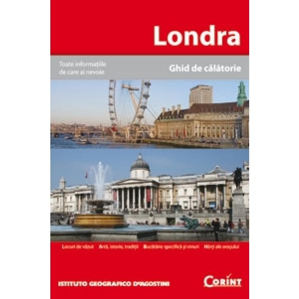 LONDRA. GHID DE CALATORIE