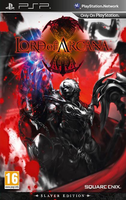 LORD OF ARCANA SLAYERS PSP