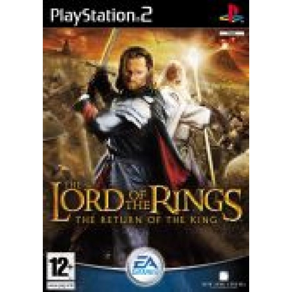 LOTR - THE RETURN OF TH PS2