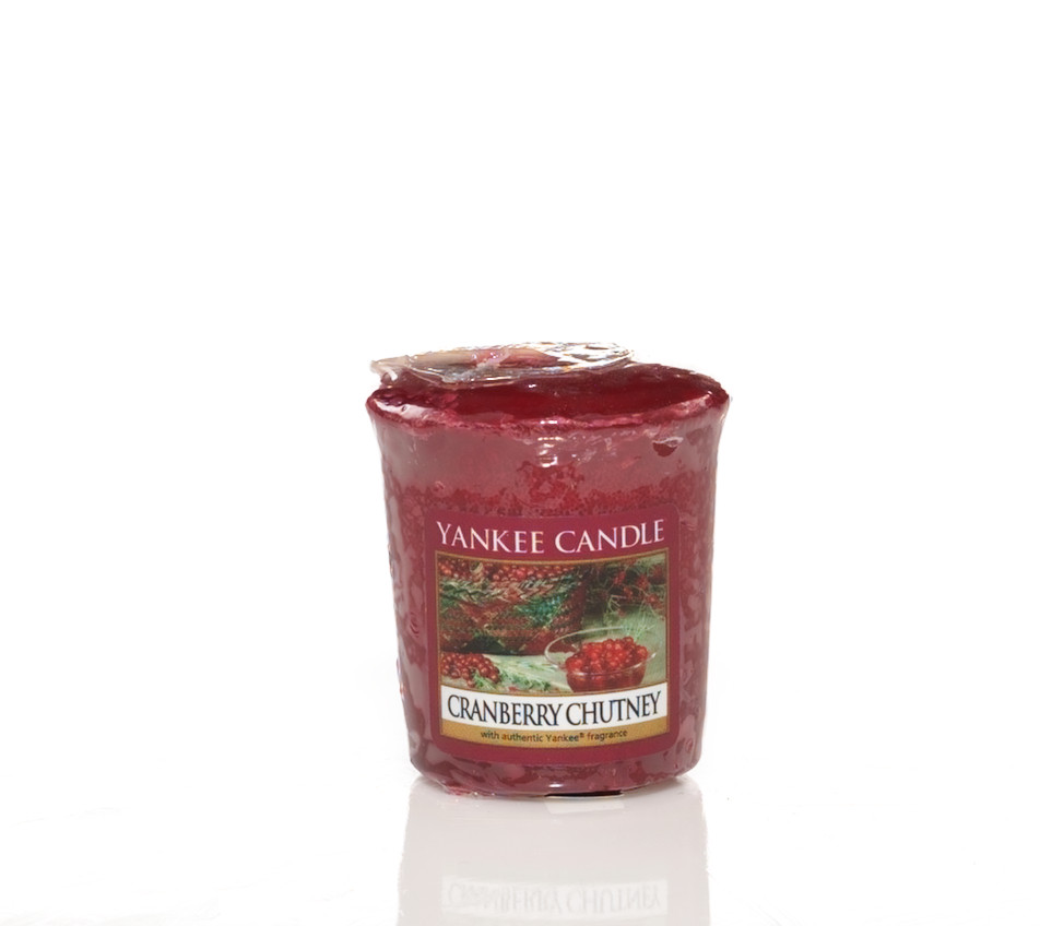 Lumanare sampler CRANB BERRY CHUTNEY