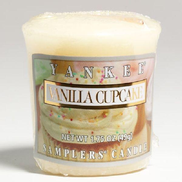 Lumanare sampler VANILLA CUPCAKE