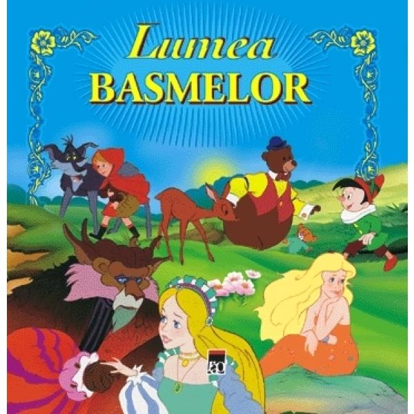 LUMEA BASMELOR - ALBASTRU