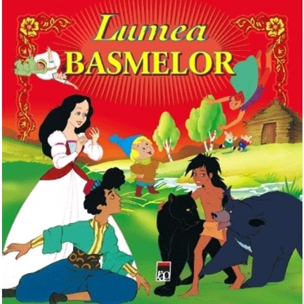 LUMEA BASMELOR - ROSU