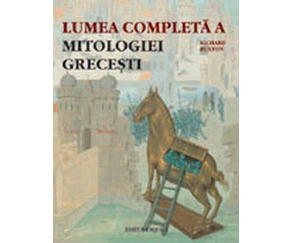 LUMEA MITOLOGIEI GRECESTI