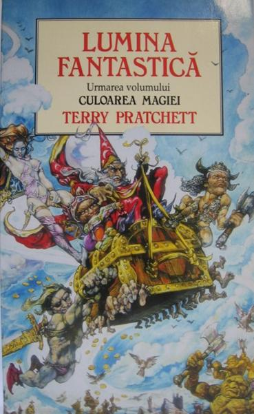 Lumina fantastica - Terry Pratchett