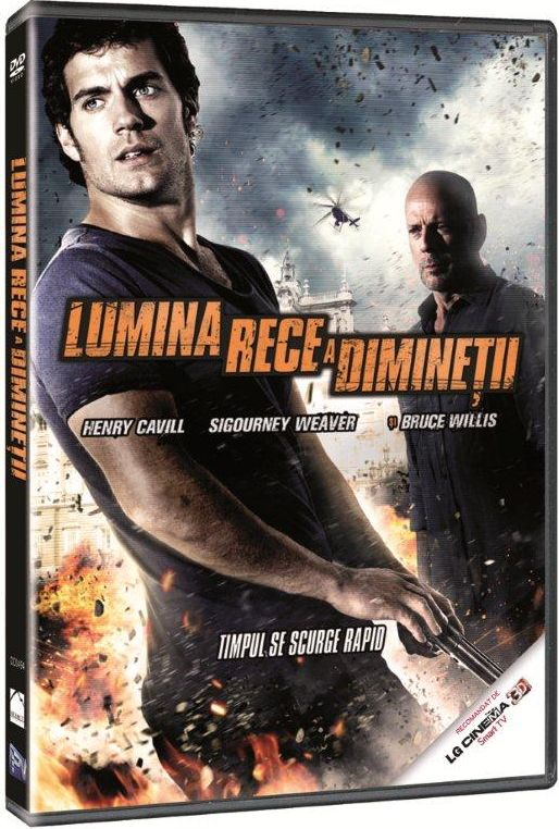 LUMINA RECE A DIMINETII-COLD LIGHT OF DA