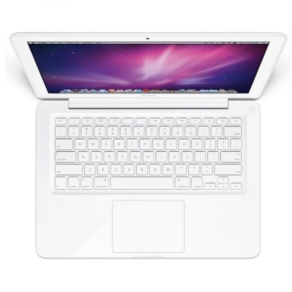 MacBook white 2.4GHz/2G B/250GB/GeForce 320M/SD