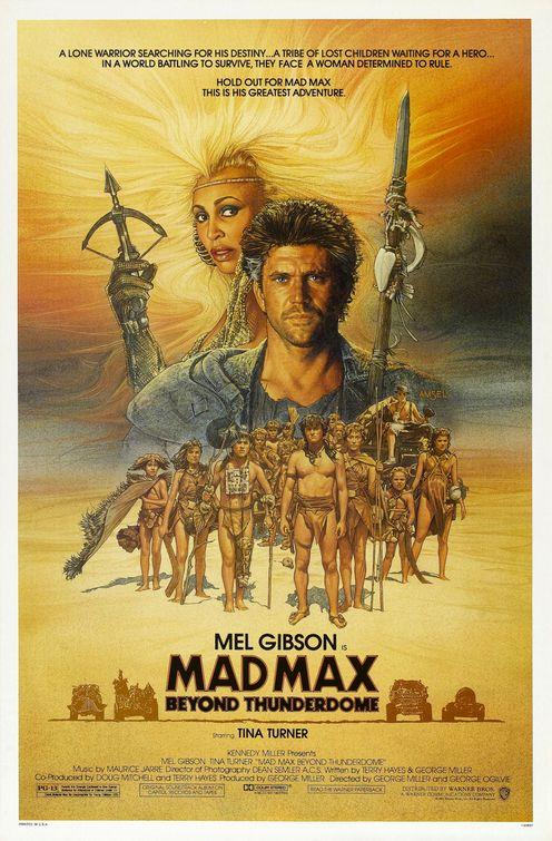 MAD MAX ACTIUNE-1997
