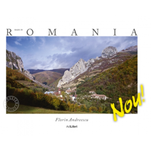 MADE IN ROMANIA-ENGLEZA