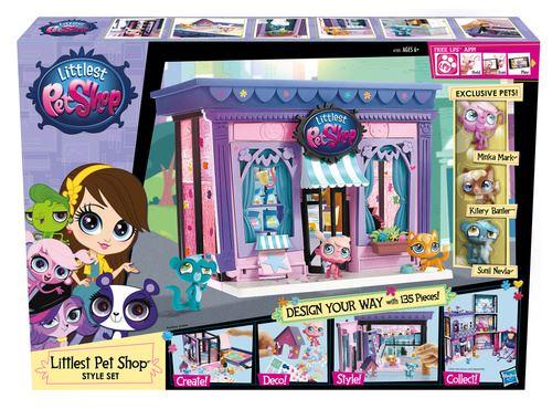 Magazin moda,Littlest Pet Shop