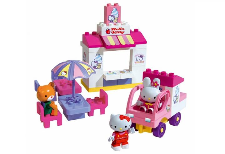 zzMagazinul de inghetata Hello Kitty