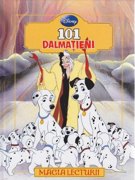 DISNEY CLASIC - MAGIA LECTURII - 101 DALMATIENI