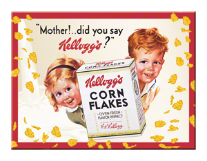 MAGNET KELLOGGS MOTHER