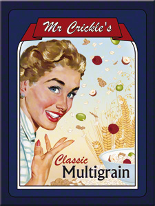 MAGNET MR. CRICKLES MULTIGRAIN