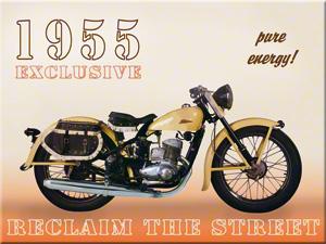 MAGNET MOTORRAD 1955