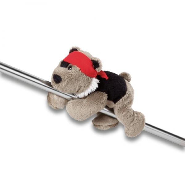 Magnet Urs pirat, 12 cm