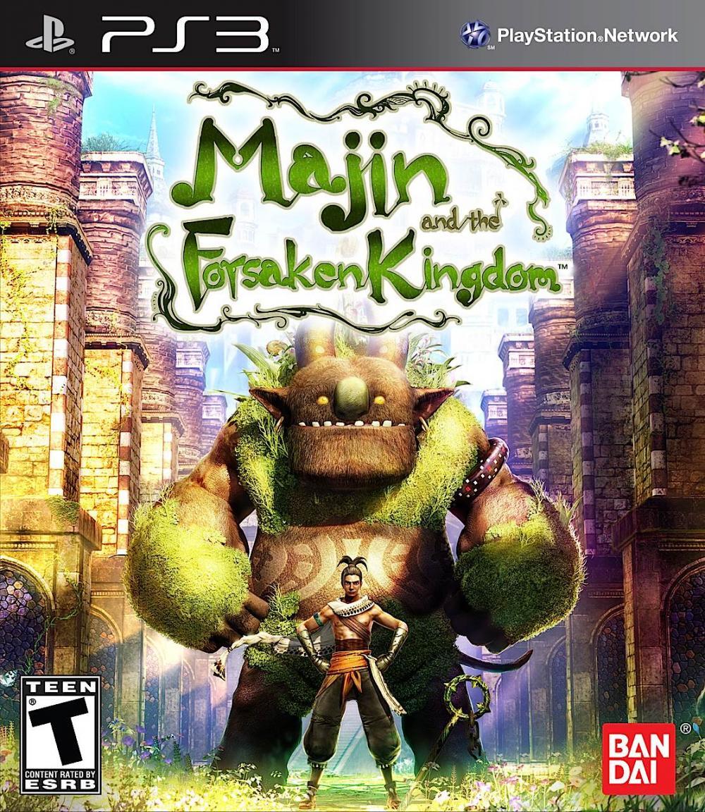 MAJIN AND THE FORSAKEN KINGDOM - PS3