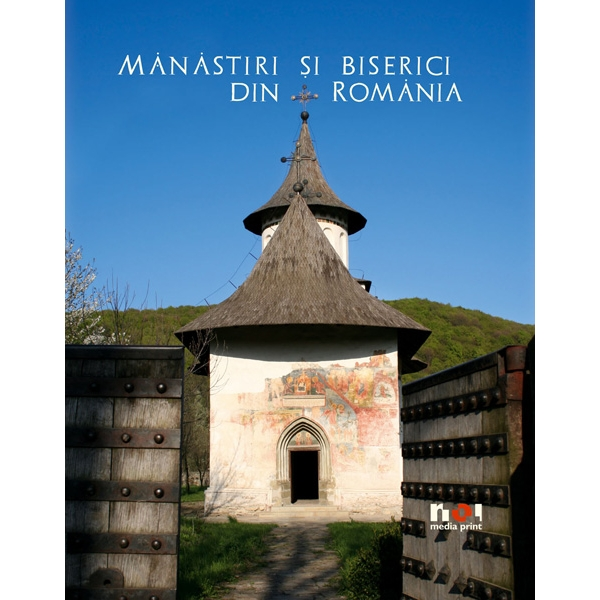Manastiri si Biserici din Romania, Limba Germana, Adela Vaetisi