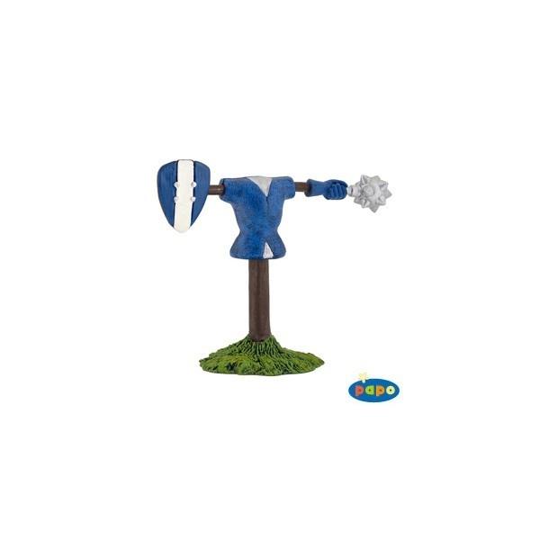 zzManechin rotativ pt. antrenament, albastru