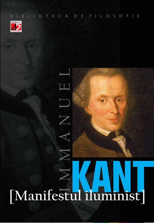 Manifestul iluminist - Immanuel Kant