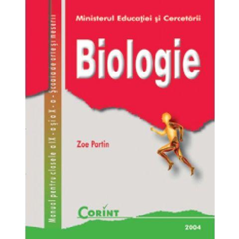 MANUAL CLS. A IX-A - BIOLOGIE - SAM