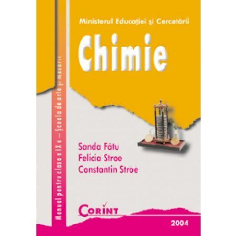 MANUAL CLS. A IX-A - CHIMIE - SAM