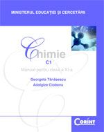 MANUAL CLS. A XI-A CHIMIE - TANASESCU