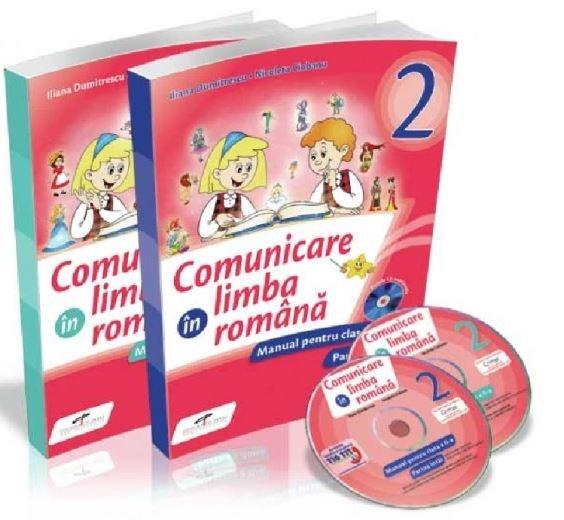 MANUAL COMUNICARE IN LIMBA ROMANA. CLS II