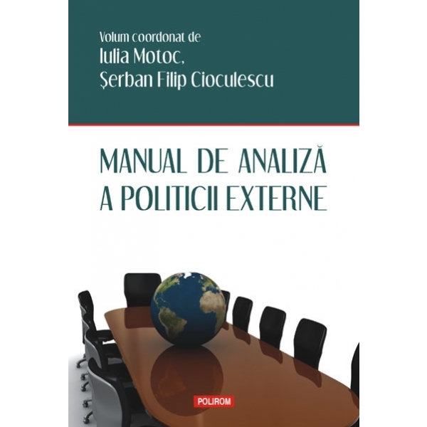 MANUAL DE ANALIZA A POL POLITICII EXTERNE