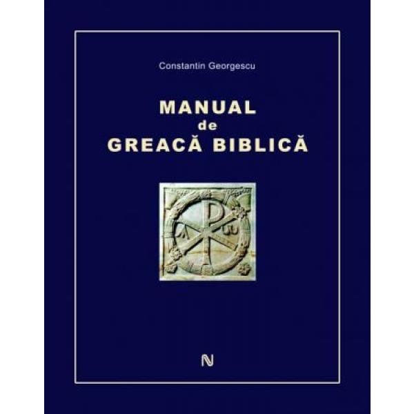 MANUAL DE GREACA BIBLIC A