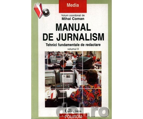 MANUAL DE JURNALISM VOL II-REEDIT