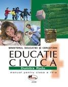 Manual educatie civica IV