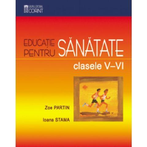 MANUAL OPTIONAL EDUCATIE PENTRU SANATATE CLS. V-VI 2014