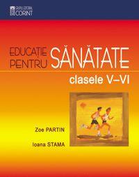 MANUAL OPTIONAL EDUCATIE PENTRU SANATATE CLS. V-VI
