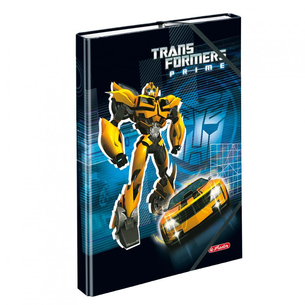 Mapa A4 Transformers,neagra