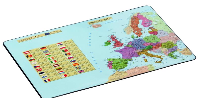 Mapa de birou Durabl e,harta Europei